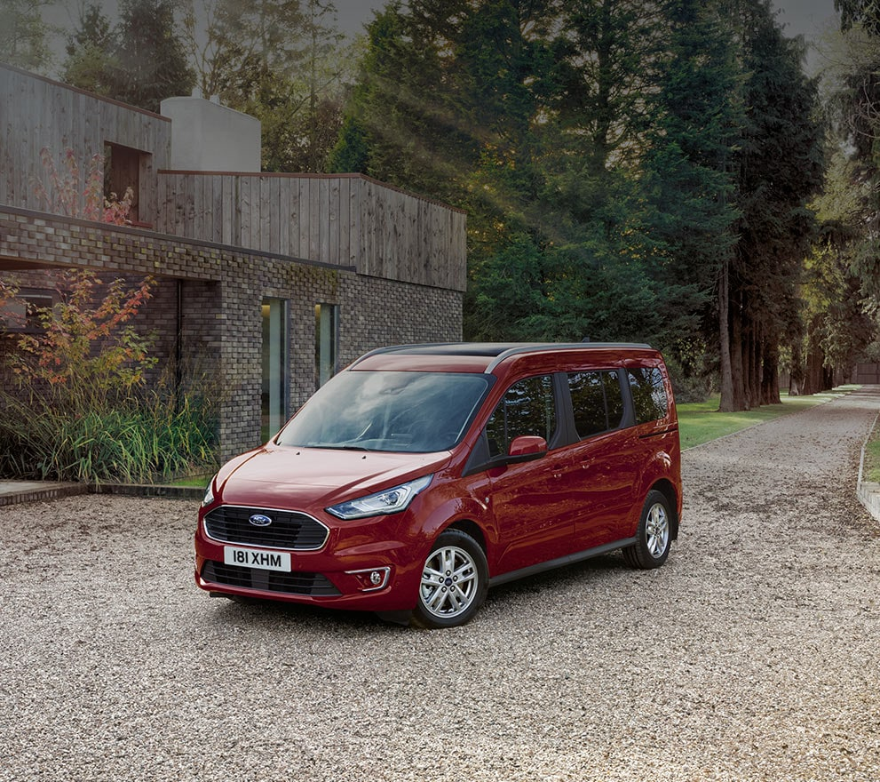 Ford Tourneo Connect Carpoint