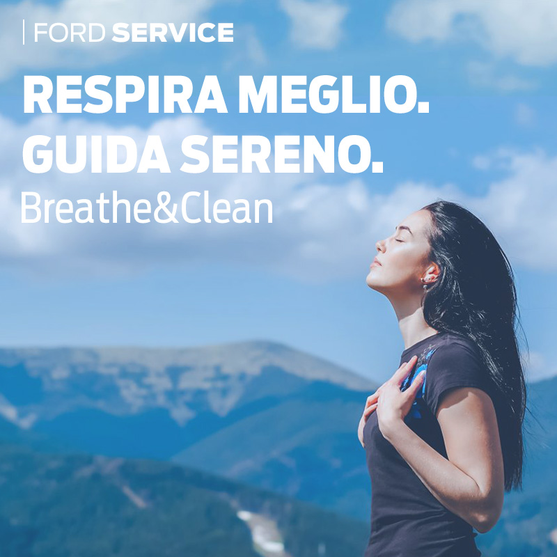 Breathe Clean Ford Service Mob