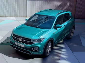 Volkswagen T Cross Carpoint