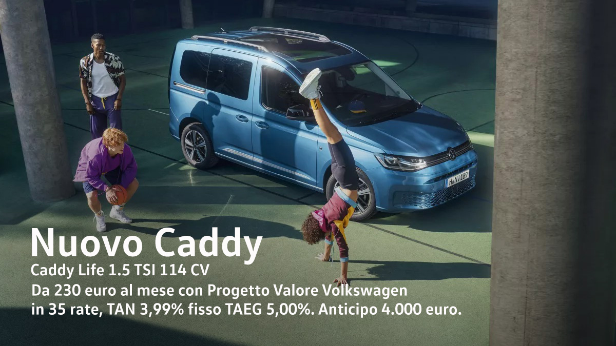 Nuovo Caddy