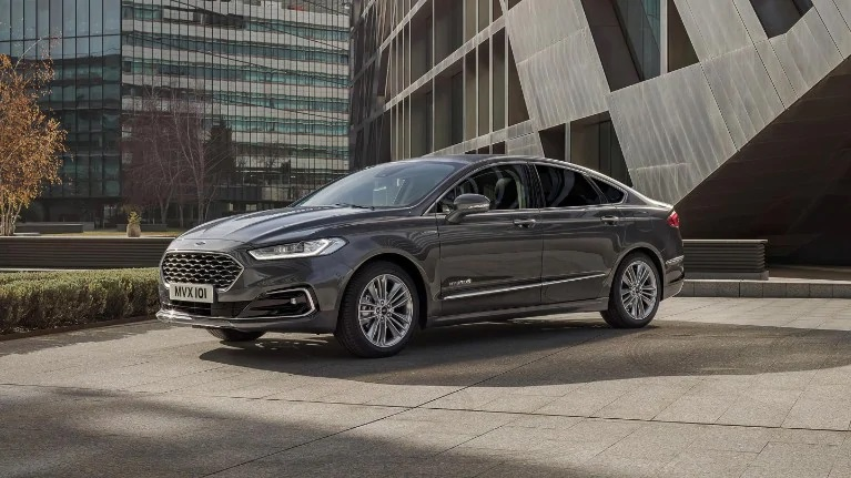 Ford Mondeo Hybrid Carpoint (1)