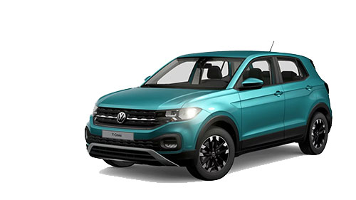 Volkswagen T Cross Metallizzata Carpoint