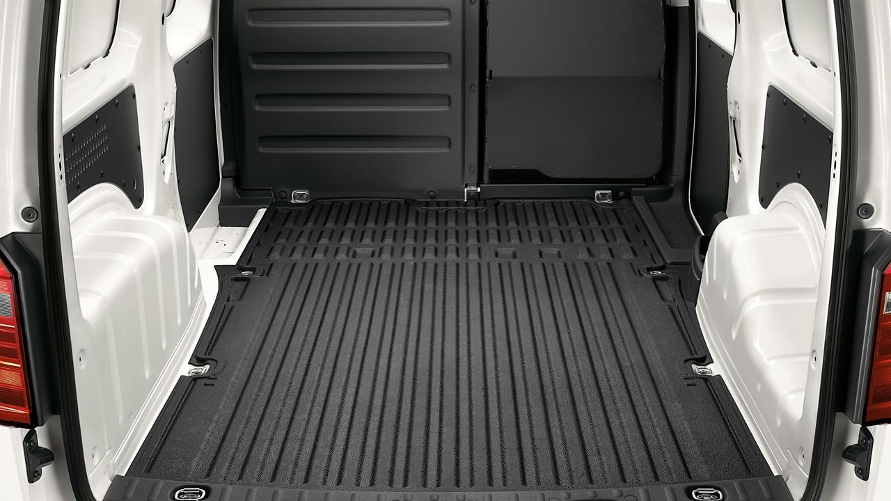 Cdc0418 Vw Caddy Commercial Delivery Van Rubber Floor 16X9 2560X1440