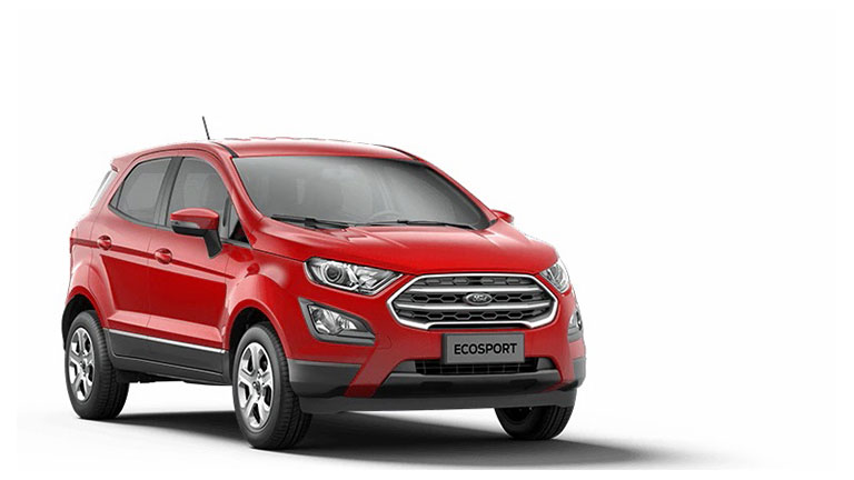 Ford Ecosport Carpoint