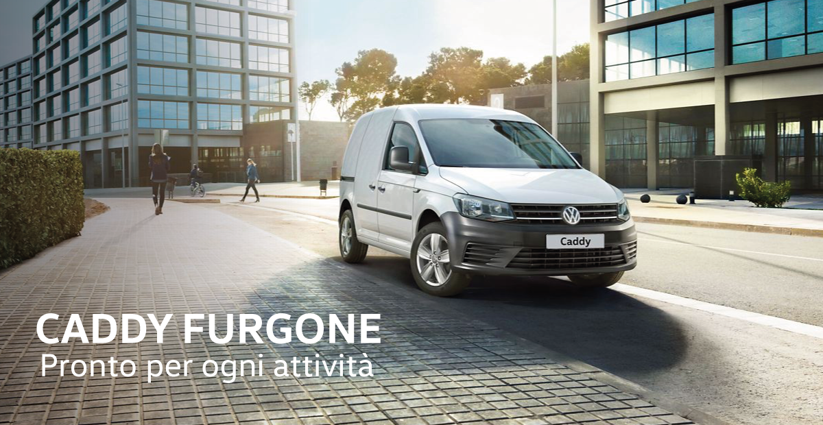 Caddy Furgone Carpoint Volkswagen