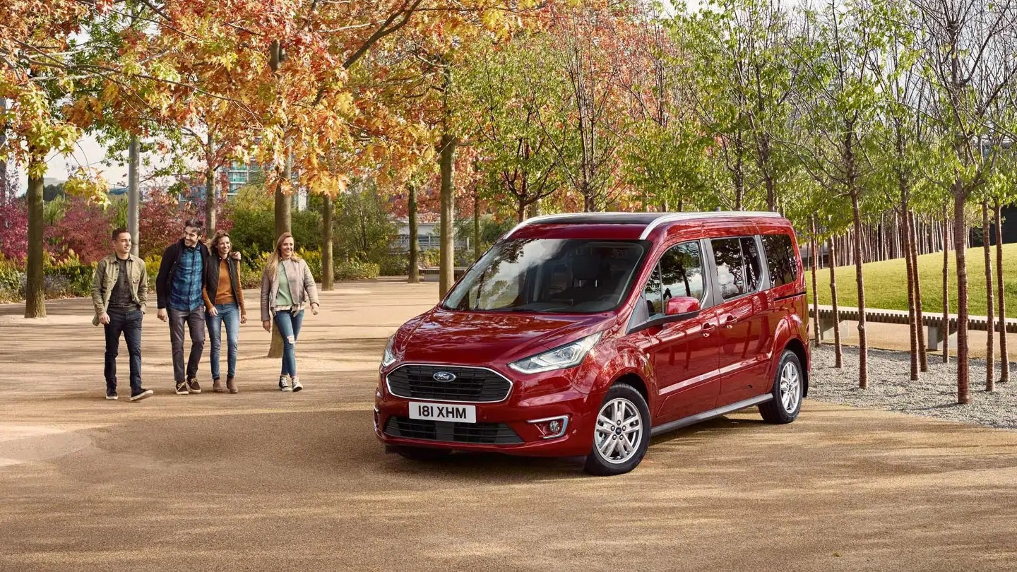 Ford Tourneo Connect (1)