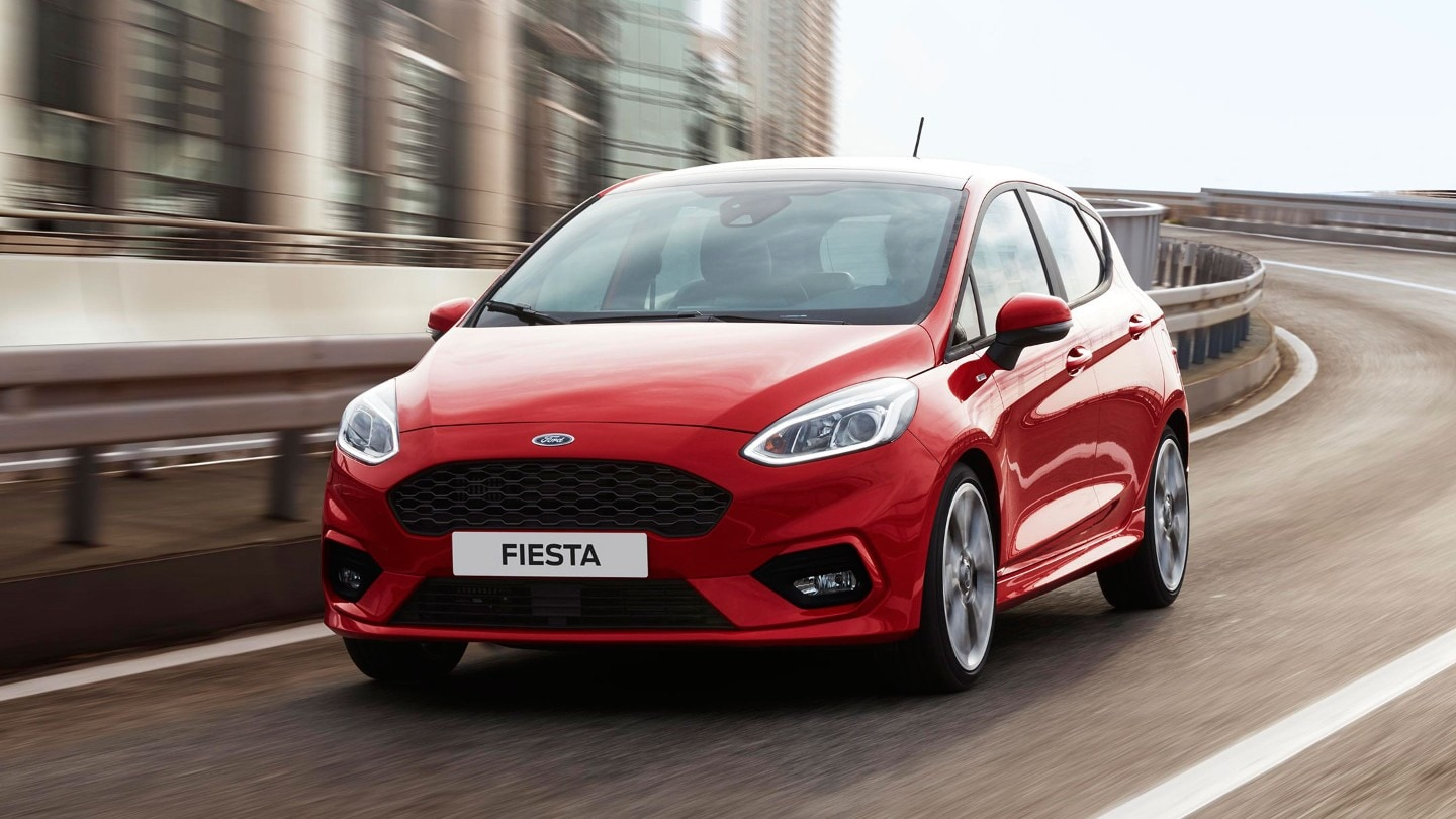 Ford Fiesta Race Red Carpoint
