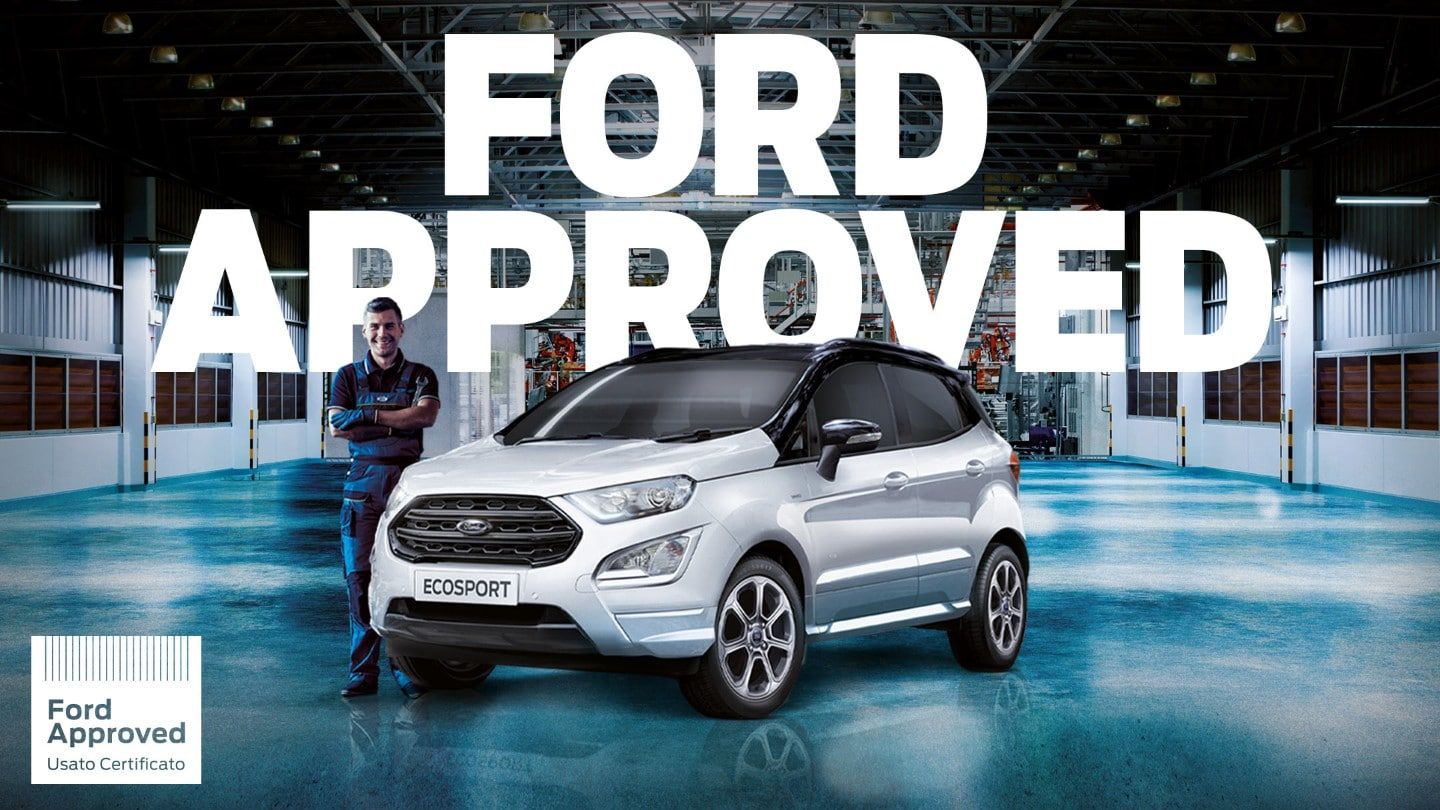 Ecosport Approved