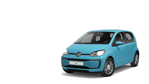 Nuova Volkswagen Up Carpoint