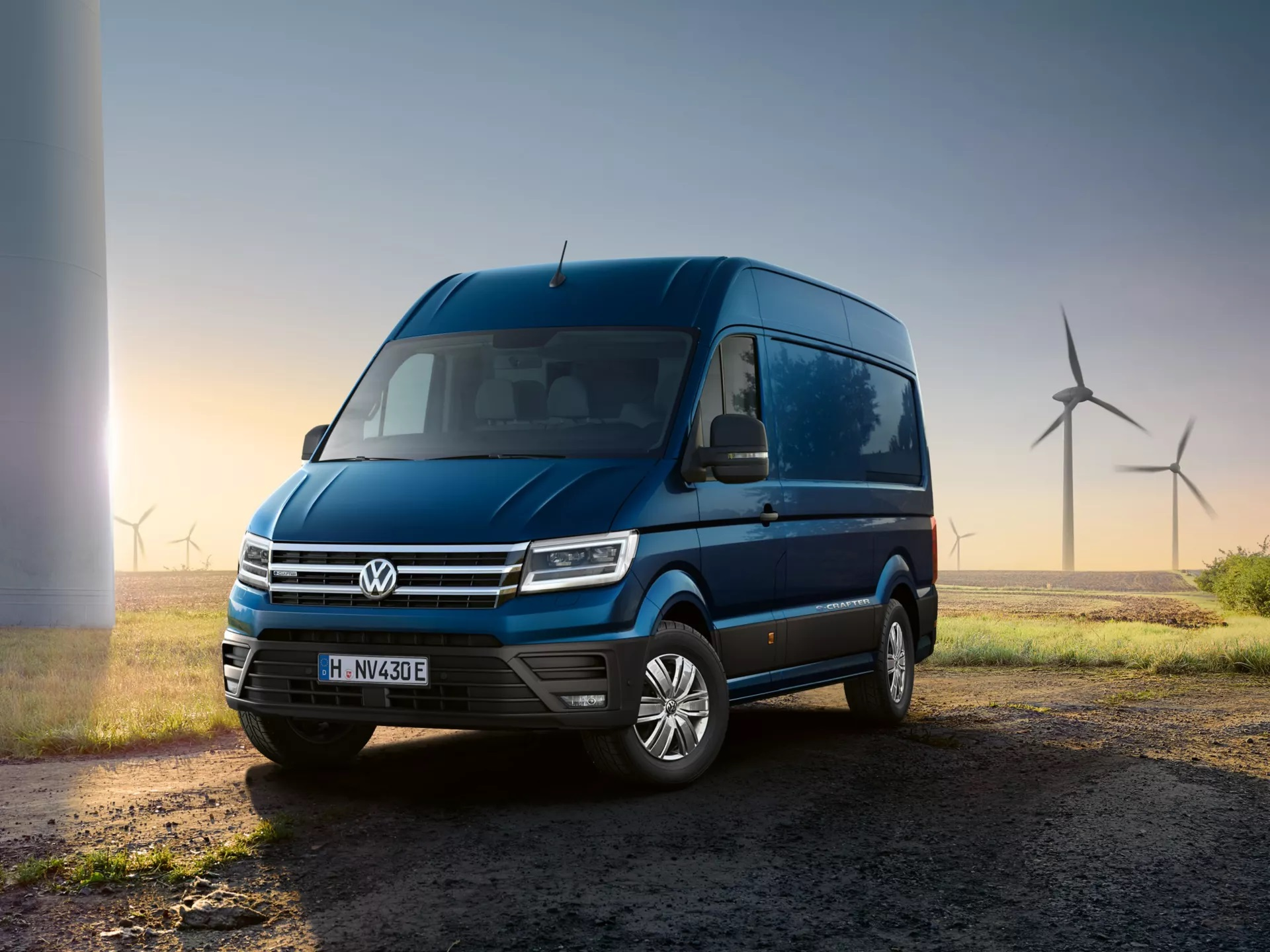 Nuovo Volkswagen E Crafter