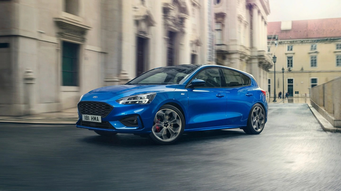 Ford Focus St Line Carpoint