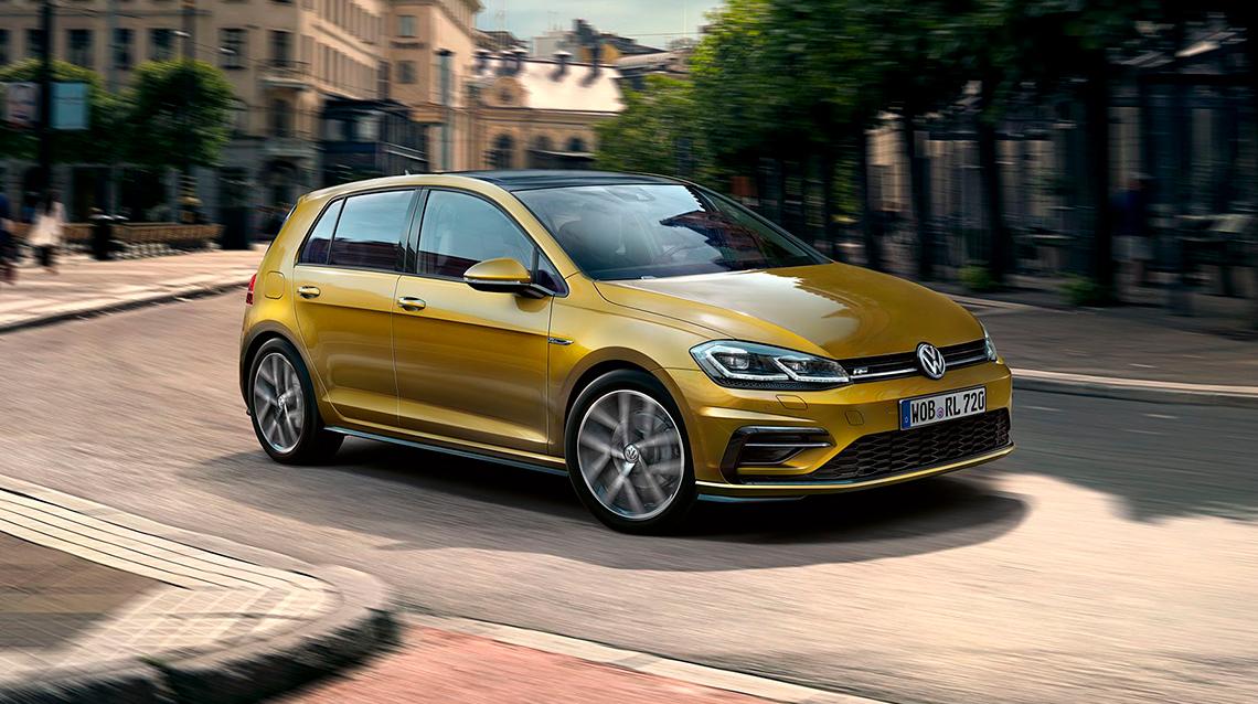Noleggio Lungo Termine Volkswagen Golf Presso Carpoint Concessionaria Ufficiale A Roma